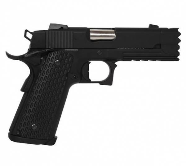 Bilde av GE - Night Warrior Gassdrevet Softgun Pistol