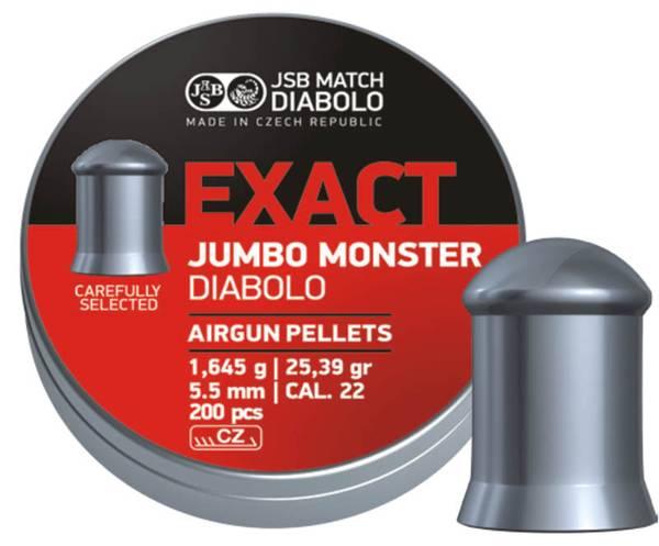 Bilde av JSB Jumbo Exact Monster - 5.52mm - 200stk