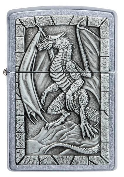 Bilde av Zippo - Drage 2 Emblem - Lighter