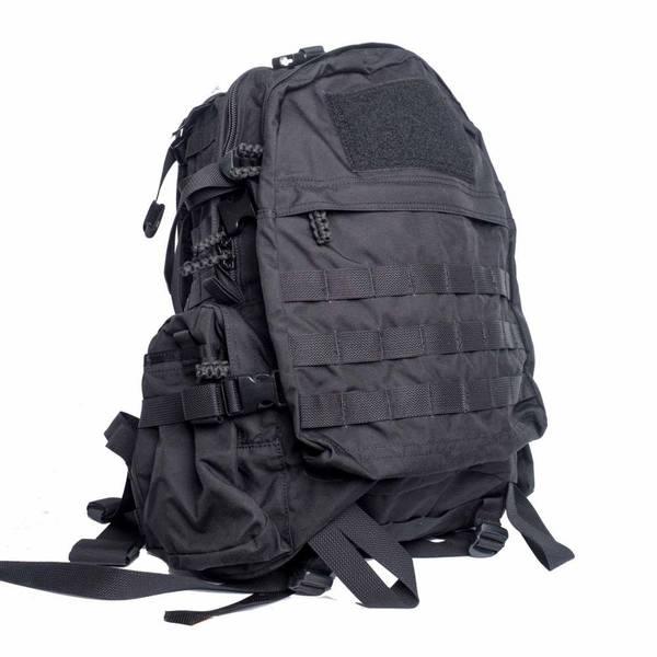 Bilde av Pantac - Battle Field Assault Pack - Svart