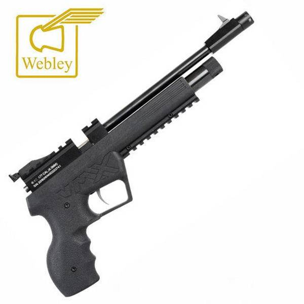 Bilde av Webley VMX Co2 Luftpistol - 4.5mm Pellets
