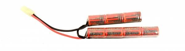 Bilde av Batteri - 8.4V 1600mAh Cranestock - Liten Plugg - NiMH
