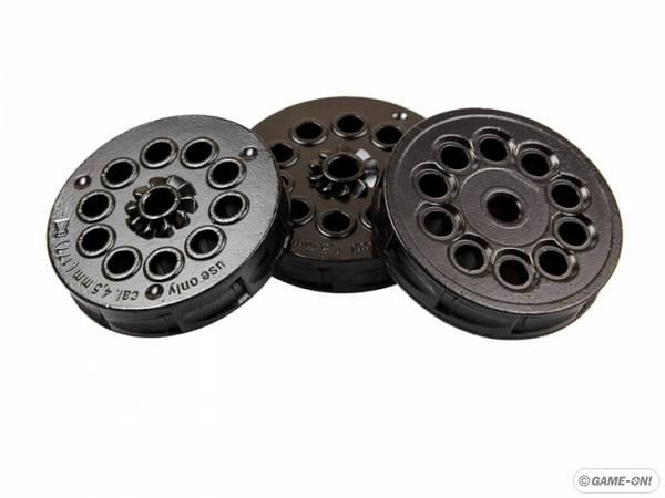 Bilde av Magasin Polymer 3stk - Colt Python - 4,5mm BB