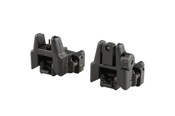Bilde av Rhino - Front and Rear Fiber Optics Flip-Up Sikter