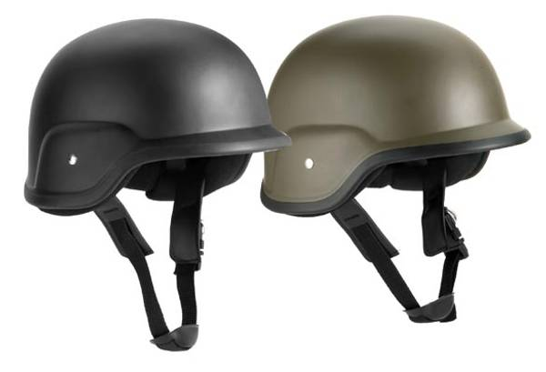 Bilde av GI Style ABS Helmet - Sort