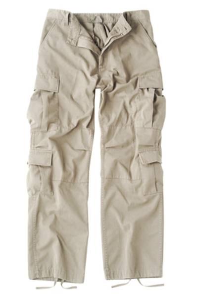 Bilde av Vintage Stone Paratrooper Bukse