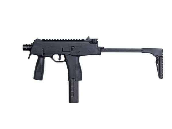 Bilde av Maskinpistol GBB MP9 A1 Metal Slide - Sort