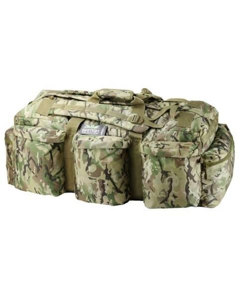 Bilde av Assault Holdall Bag - 100L - BTP
