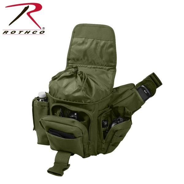 Bilde av Advanced Tactical Bag Polyester - Olive Drab
