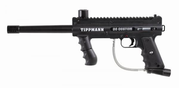 Bilde av Tippmann 98 Custom Platinum Series Co2 Powerpack