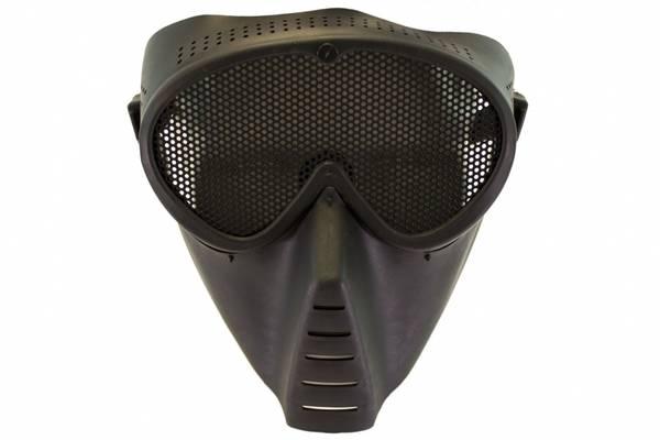 Bilde av Nuprol - Maske med Gitter-Grid - Sort