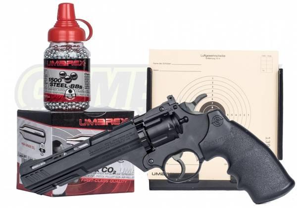 Bilde av Crosman Vigilante Revolver - 4.5mm/BB - PAKKE