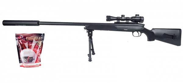 Bilde av Steyr SSG 69 P2 Sniper Rifle Springer - MEGAPAKKE