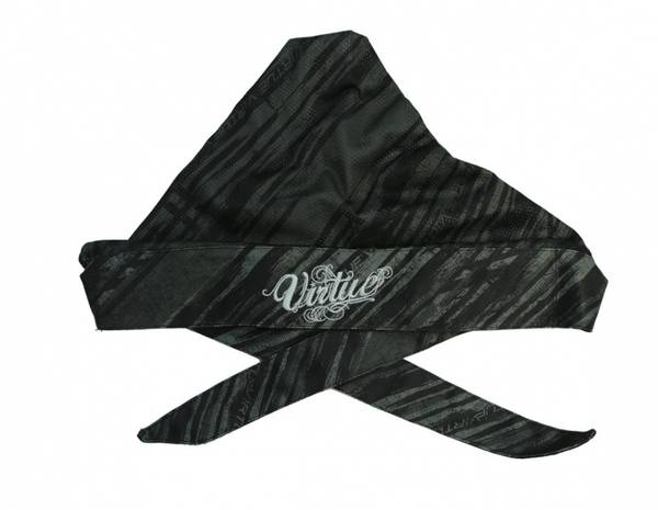Bilde av Virtue Headwrap - Graphic Black