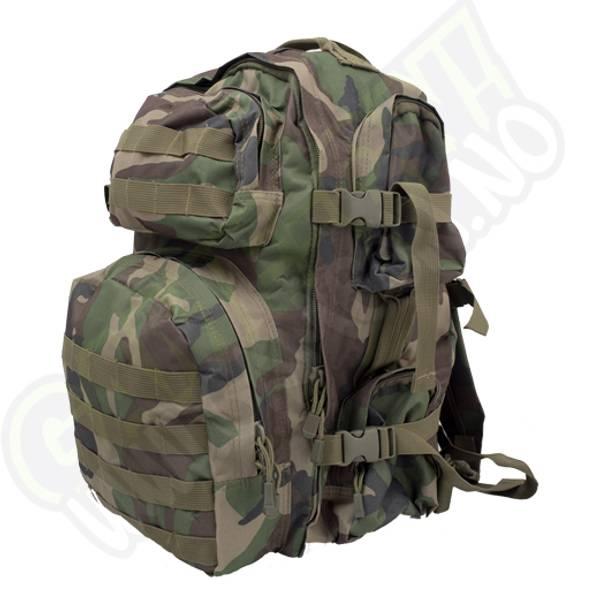 Bilde av Tactical Backpack - Woodland Camo