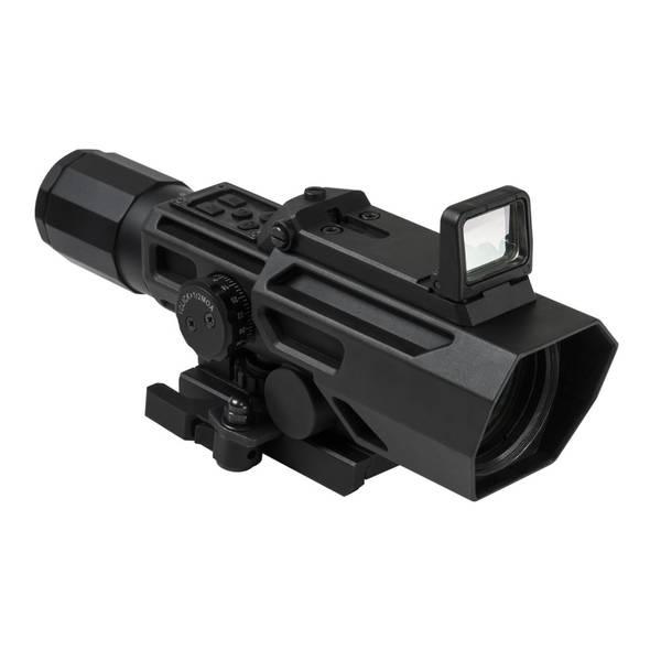 Bilde av Advance Dual Optic(ADO) 3-9X42 Sikte - P4 Sniper Retikkel