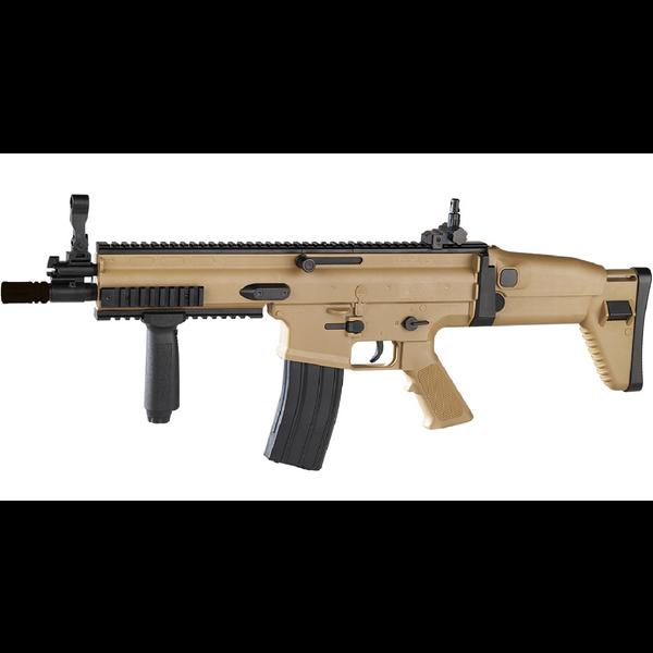 Bilde av FN SCAR-L - Fjærdrevet Softgunrifle - TAN