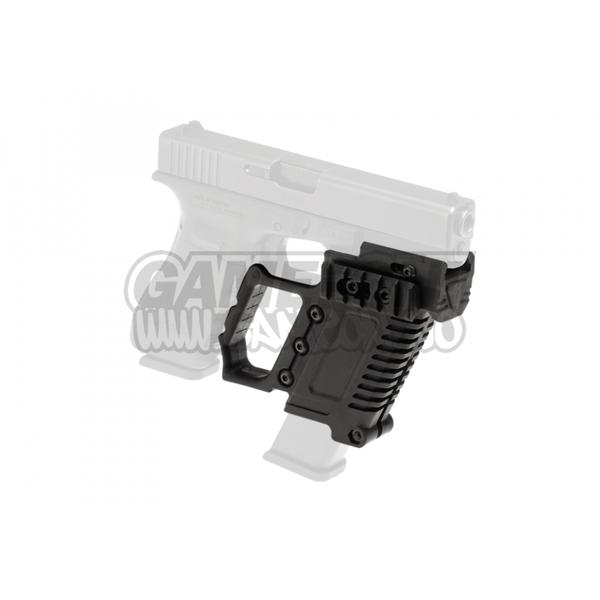 Bilde av Pirate Arms - Glock Carbine Konvertering Kit - Svart