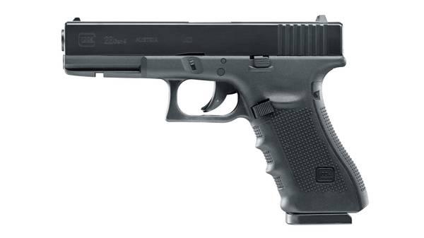 Bilde av Glock 22 Gen4 - Co2 Drevet Luftpistol - 4.5mm BB