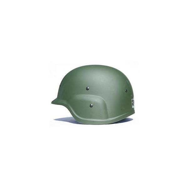 Bilde av GXG Tactical Helmet - Olive - Til Bruk Med Paintball Masker