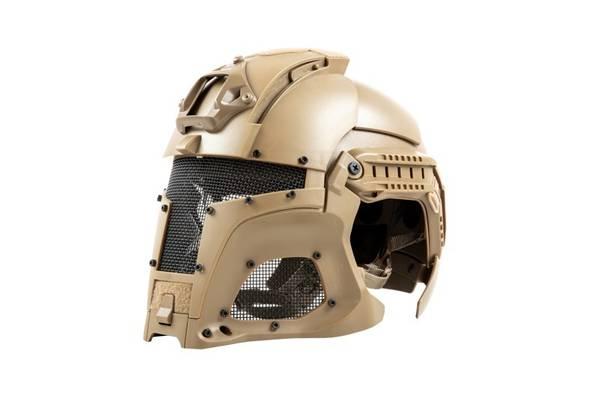 Bilde av Ultimate Tactical - Warrior Hjelm - Tan