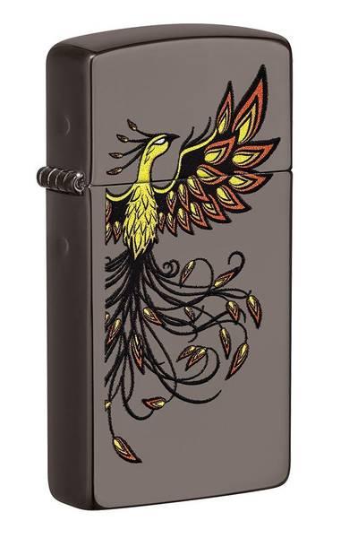 Bilde av Zippo - Slim Phoenix Design - Lighter