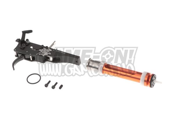 Bilde av Laylax - PSS VSR-10 ZERO Trigger med High Pressure ZERO Stempel