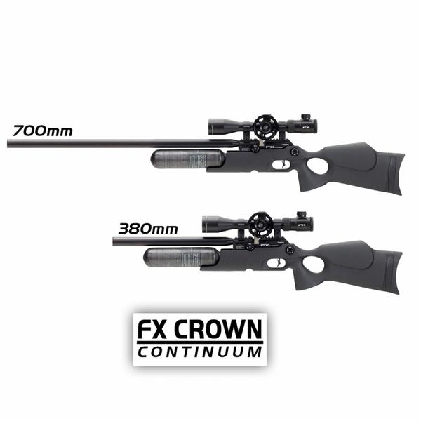 Bilde av FX Crown MKII Continuum - 5.5mm PCP Luftgevær - Syntetisk