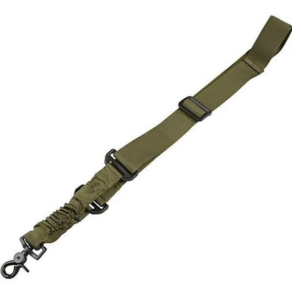 Bilde av Amomax - Tactical Single Point Sling - Round Hook - Olive