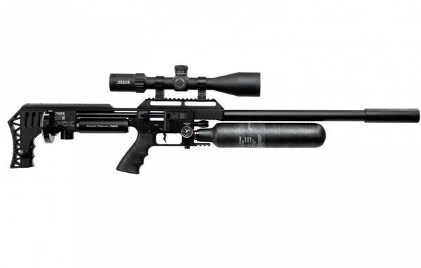 Bilde av FX Impact M3 Sniper - 5.5mm PCP Luftgevær - Svart (REGPLIKTIG)