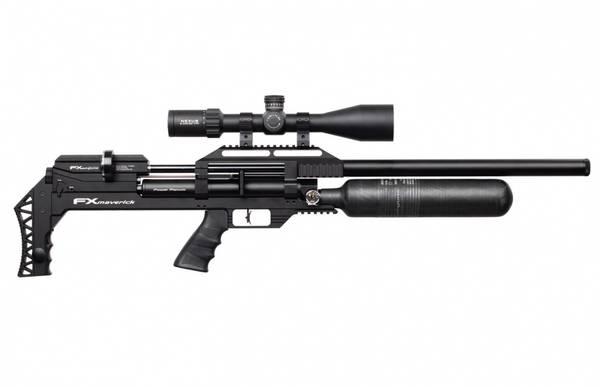 Bilde av FX Maverick Sniper PCP Luftgevær Svart - 5.5mm (Regpliktig)