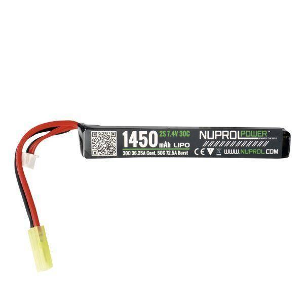 Bilde av NP Batteri Li-Po 7.4V 30C - 1450mAh - Stick Type