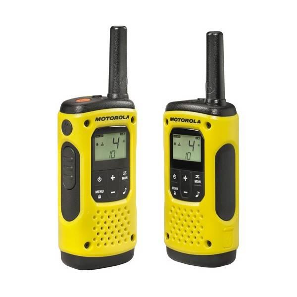 Bilde av Motorola T92 H20 Talkabout Walkie Talkie - 2stk