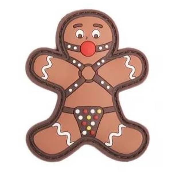 Bilde av Patch - Gingerbread Rubber - JTG