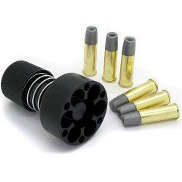 Bilde av Ekstra 6mm Softgun Shells/Magasin 6stk - Webley Mark VI med Spee