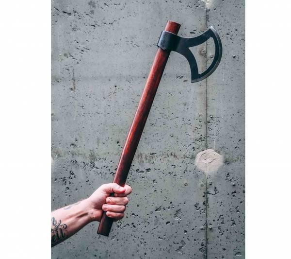 Bilde av Medieval Warrior - Fullt Funksjonibel Vikingøks