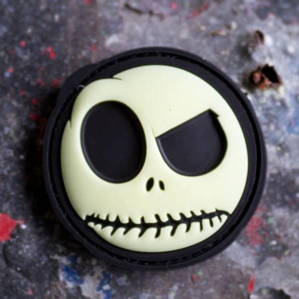 Bilde av Patch - Nightmare Rubber - Lyser i Mørket
