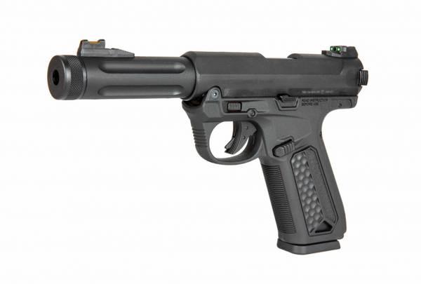 Bilde av Action Army - AAP-01 Assassin Semiautomatisk Softgun Pistol - Sv