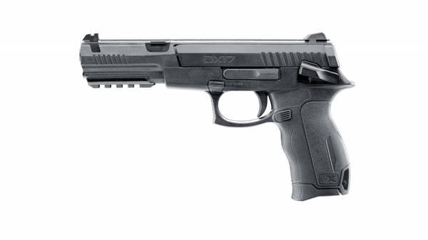 Bilde av UX DX17 - 4.5mm Dual Ammo Luftpistol - Springer