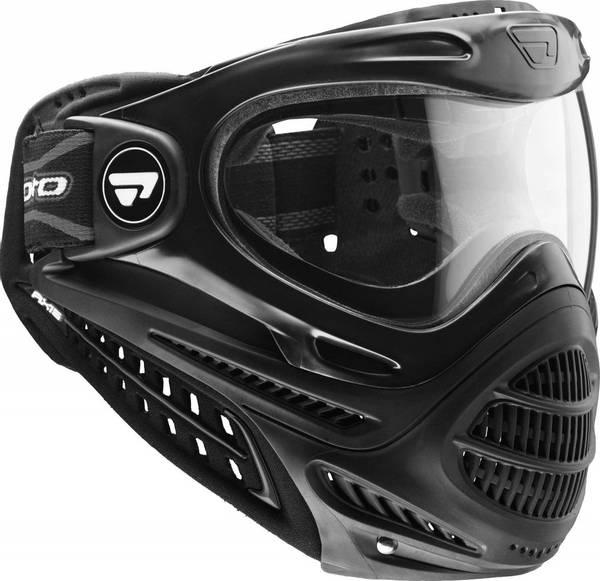 Bilde av Proto Axis - Paintball Maske med Dobbeltglass- Svart