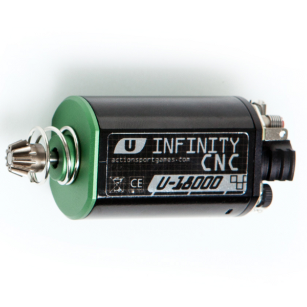 Bilde av Ultimate Motor - INFINITY CNC U-18000 Short Axle