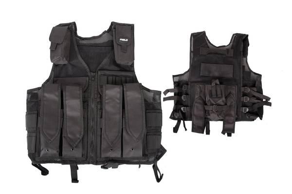 Bilde av Field Tactical Vest - Svart
