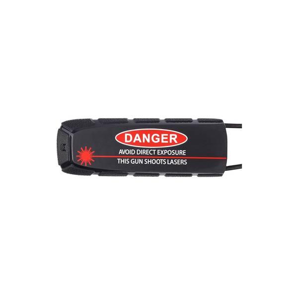 Bilde av Exalt Bayonet løpskondom - Danger Laser