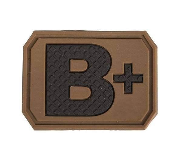 Bilde av Blodtype 3D Patch - Tan - B+