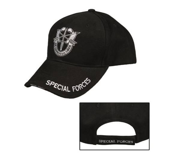Bilde av Special Forces caps - Svart